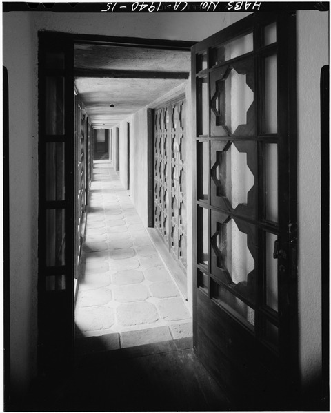 Sowden House History Dr George Hodel Amp Frank Lloyd Wright